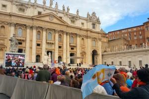 Benedizione Papa Francesco